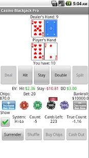 Casino Blackjack Pro- screenshot thumbnail