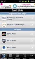 Screenshot of Pittsburgh Local News