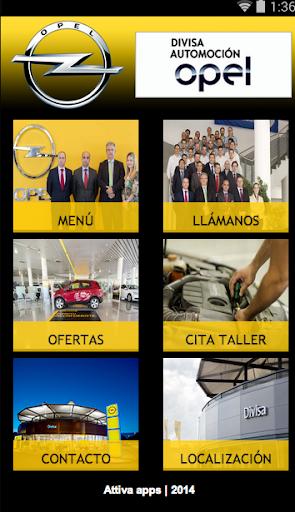 Opel Divisa