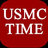 USMC Clock