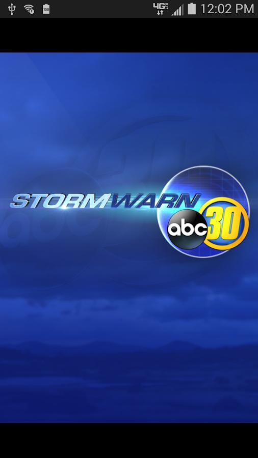 ABC30 StormWarn - screenshot