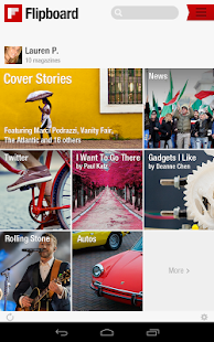 Flipboard: Your News Magazine Screenshot 26