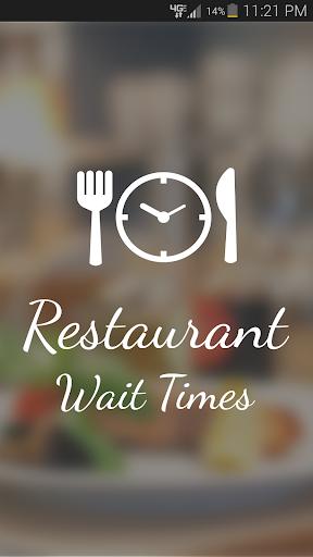 Restaurant Wait Times