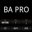 BA Pro Financial Calculator icon