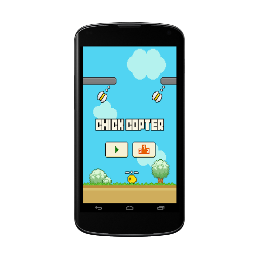 Chick Copter