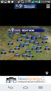 ABC9 Weather KCAU-TV Siouxland- screenshot thumbnail