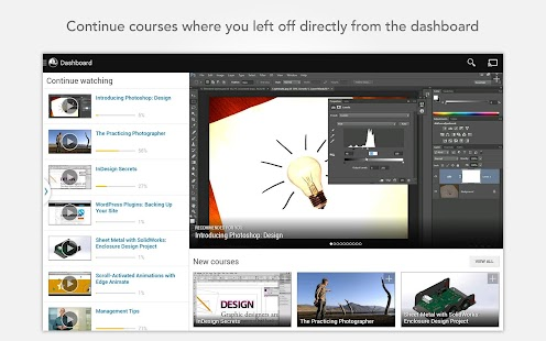 Lynda - Online Training Videos Screenshot 14