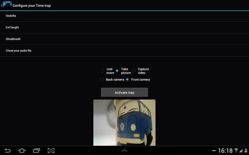 玩工具App|隐蔽型摄像机 - 冲击恶作剧免費|APP試玩