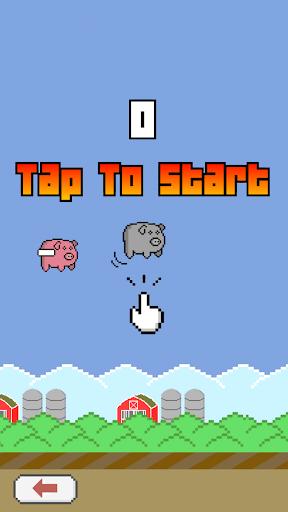 【免費街機App】Flappy Pig-APP點子