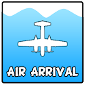 Air Arrival free icon