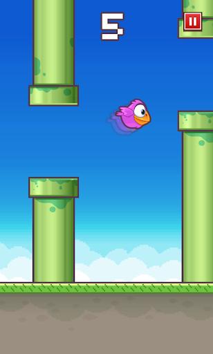 นกเงอะงะ - Clumsy Bird