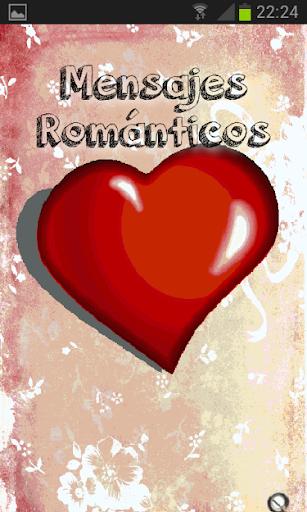Mensajes Románticos