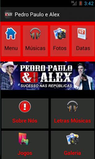 PPA - Pedro Paulo e Alex
