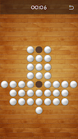 Screenshot of Marble Solitaire Pro