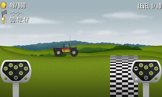 Crazy Wheels: Monster Trucks- screenshot thumbnail