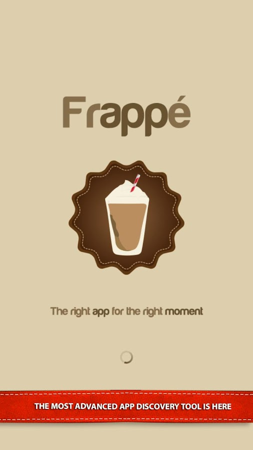 Frappé • Discover great apps - screenshot