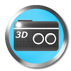 3D 相机 - 3D Camera icon