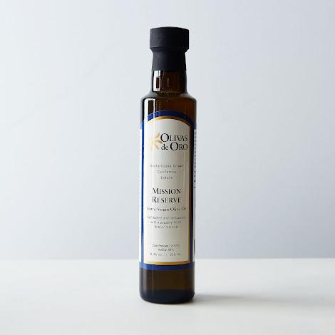 Mission Reserve Extra Virgin Olive Oil