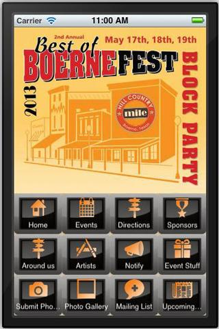 Boerne Events