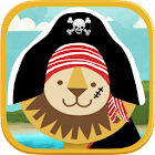 Kids Pirate Puzzle Game icon