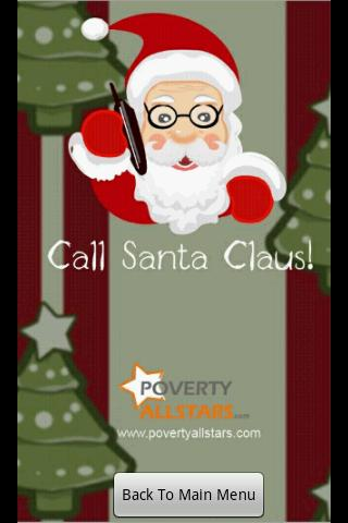 Call Santa Claus - The App! - screenshot