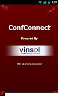 Screenshot of ConfConnect