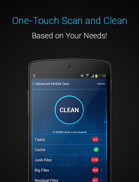 advanced mobile care apk 4 0