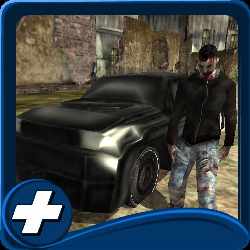 賽車遊戲App|黙示録ゾンビ駐車3D LOGO-3C達人阿輝的APP