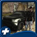 Apocalipsis Zombie Parking 3D icon