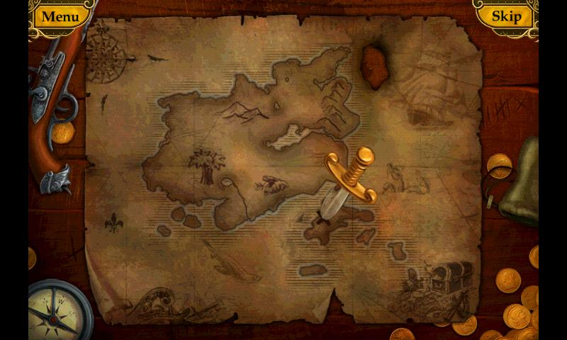 Pirate Mysteries Lite - screenshot