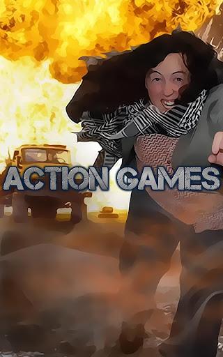 アクションゲーム