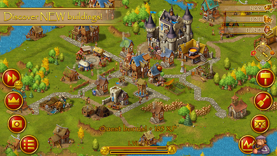 Townsmen Screenshot 27