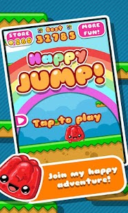 Happy Jump: miniatura da captura de tela