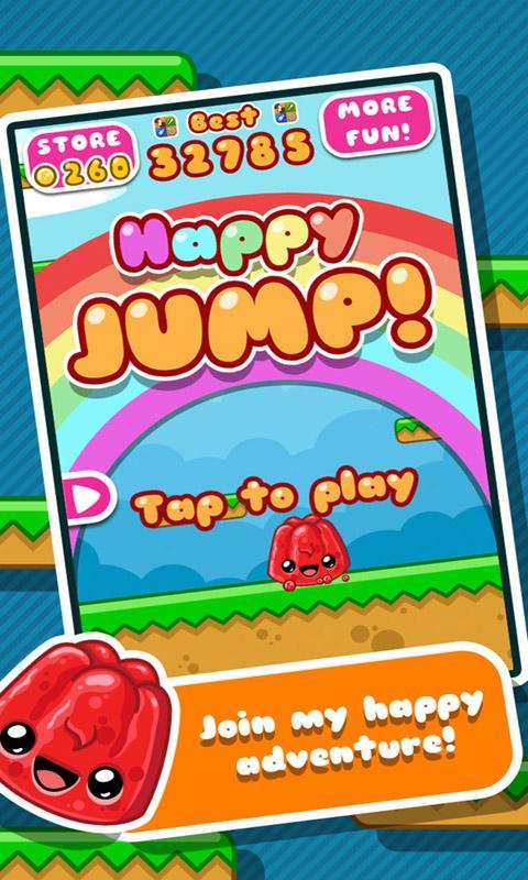 Happy Jump screenshot #1