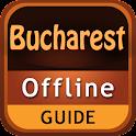 Bucharest Offline Guide icon