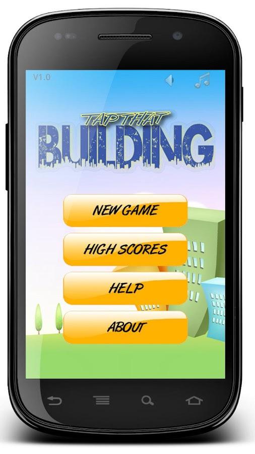 Tap That Building- screenshot