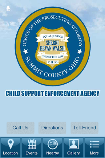 Summit County OH Child Support