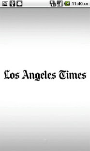 LA Times - screenshot thumbnail