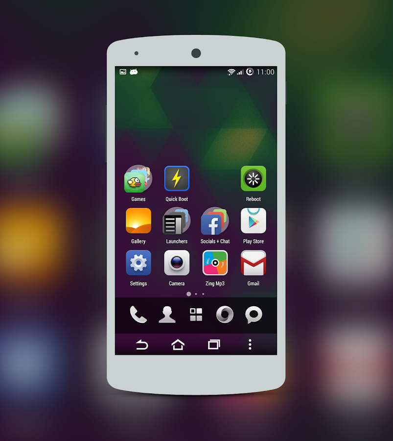 MIUI 5 - ICON PACK- screenshot