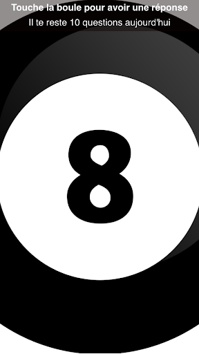 Oui ou Non - 8 ball