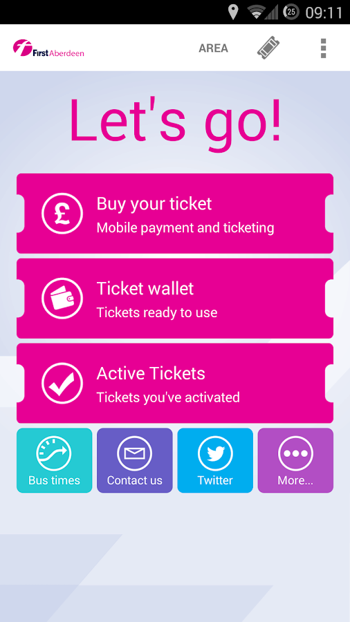 First Bus m-Tickets – Android Apps on Google Play