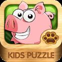 kids Puzzle:Animal