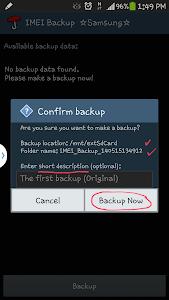 IMEI Backup ★Samsung★ v1.2.6