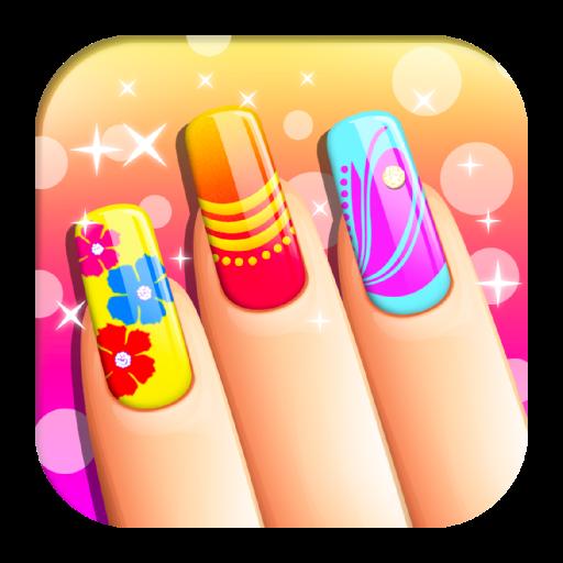 休闲のネイルサロンマニキュア LOGO-記事Game