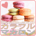 Colorful Macaroons Wallpaper icon