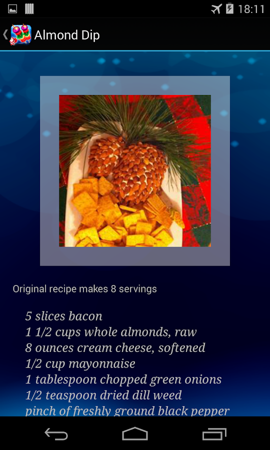 Appetizer Recipes Free - screenshot