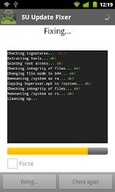 Superuser Update Fixer Screenshot 5