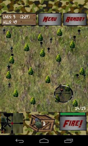狙击手守护|玩街機App免費|玩APPs