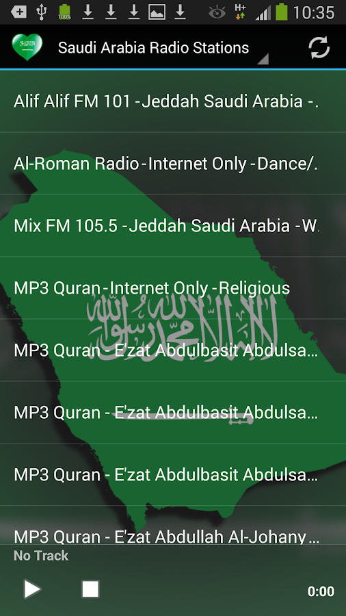Saudi Arabia Radio Music News  Android Apps on Google Play