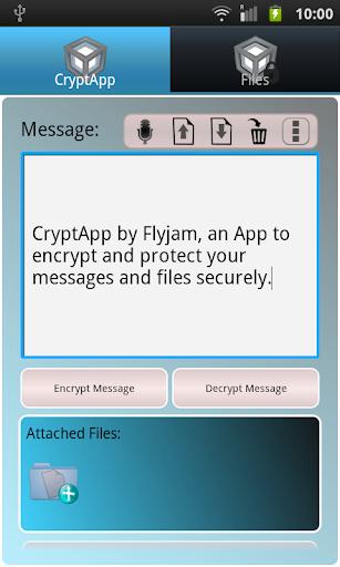 秘密消息CryptApp